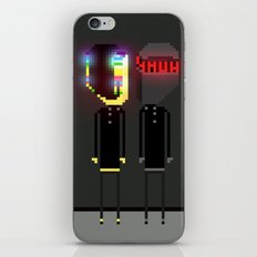 Human After All iPhone & iPod Skin
