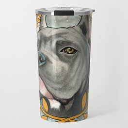 Cane Corso dog Travel Mug