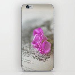 Delicate Flower iPhone Skin