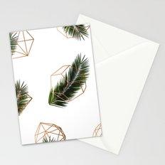 Palm + Geometry V2 #society6 #decor #buyart Stationery Cards