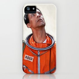 Abed The Astronaut - Six Seasons And A Movie - Community iPhone Case