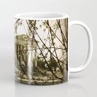 washington dc Mugs featuring Spring - Washington, DC by tflow13