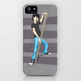 "They call him ""Fingers"" iPhone Case"