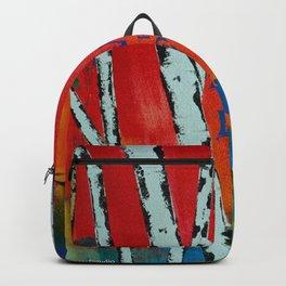 Birch Tree Stitch Backpack