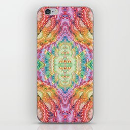 Psychedelic Journey GOA 1 iPhone Skin