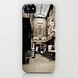 Alley - York 11 Grape Ln iPhone Case
