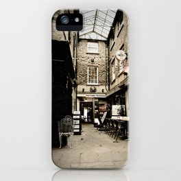 Alley - York 11 Grape Ln iPhone Case