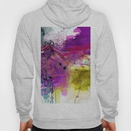 Abstract Composition 6D by Kathy Morton Stanion Hoody