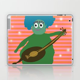 Musician From Another Dimension Laptop & iPad Skin