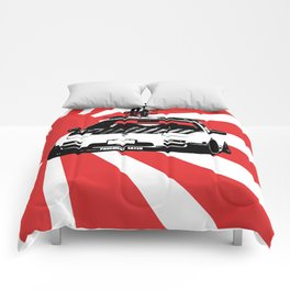 Pavement eater Comforters