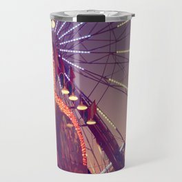 Midway Sunset Travel Mug