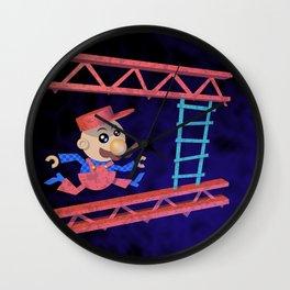 Run Mario run Wall Clock
