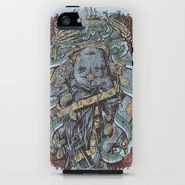 The Sailor & the Syren iPhone Case