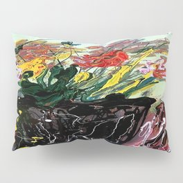 Flowers Blossom Pillow Sham