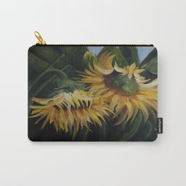 Sunflower confidence Carry-All Pouch