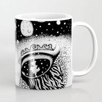 universe Mugs featuring UNIVERSE by • PASXALY •