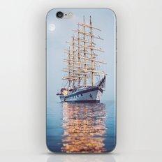 Ghost Ship. iPhone Skin