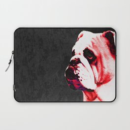 Southern Dawg By Sharon Cummings Laptop Sleeve