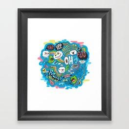 2Fun Framed Art Print