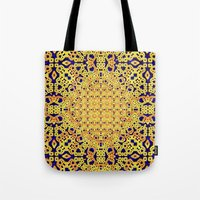 royal Tote Bags featuring Royal by Lyle Hatch