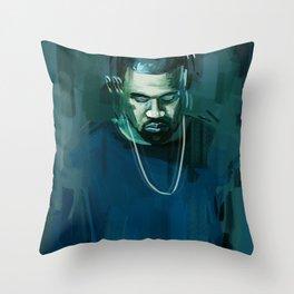 Life of Pablo Throw Pillow