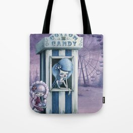 Cotton & Candy Tote Bag