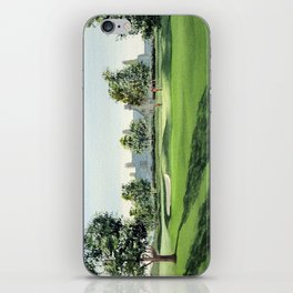 Winged Foot Golf Course New York iPhone Skin
