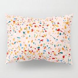 Blush Terrazzo #pattern #terrazzo Pillow Sham