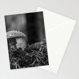 Forest mushroom Stationery Cards