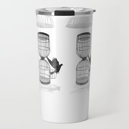 Time flies Travel Mug