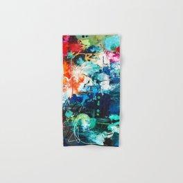 Colors Collide Hand & Bath Towel