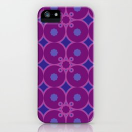 Quirky Purple iPhone Case
