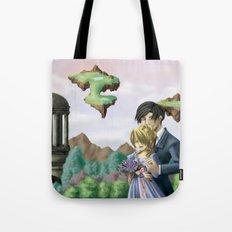 Love's Deception Tote Bag