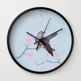 Gjøk / Cuco Wall Clock