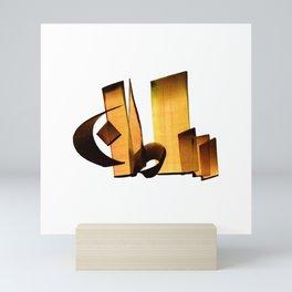 Sultan Mini Art Print
