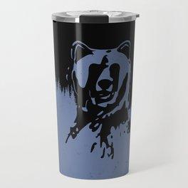 Bear Forest Travel Mug
