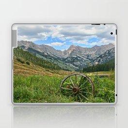 Colorado Rockies Secluded Lake Laptop & iPad Skin