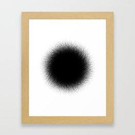 mind cleaner Framed Art Print