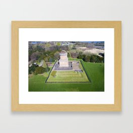 Hamiltons knob 2 Framed Art Print