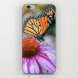MONARCH SPRING iPhone Skin