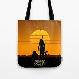 Star Force Awakens Tote Bag