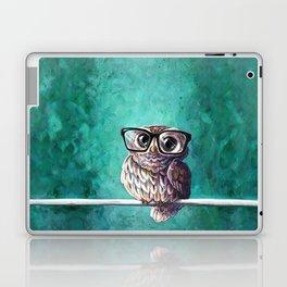 Intellectual Owl Laptop & iPad Skin