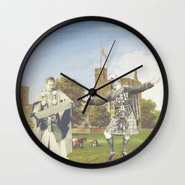 CAN YOU DANCE LIKE ME Wall Clock