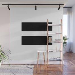 Black Gay Pride  Wall Mural