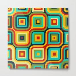 Happy Colors No3 Metal Print