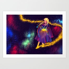 Star Dust Art Print