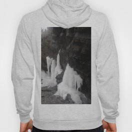 Coastal Waterfall Ice Hoody