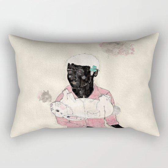 Lucky-Girly you Rectangular Pillow