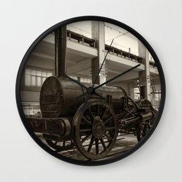 Stephenson's Rocket Wall Clock