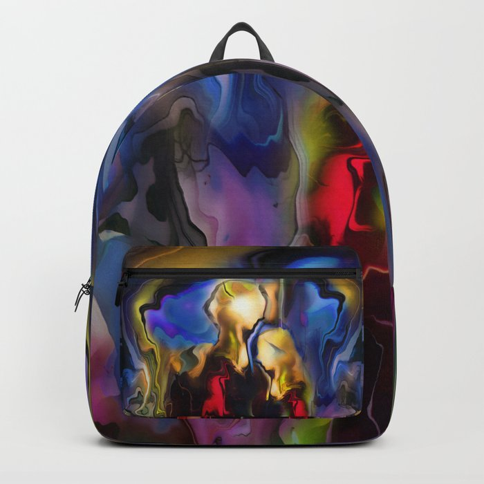 Painfully Beautiful Love Backpack